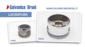 Lucidatura Alluminio